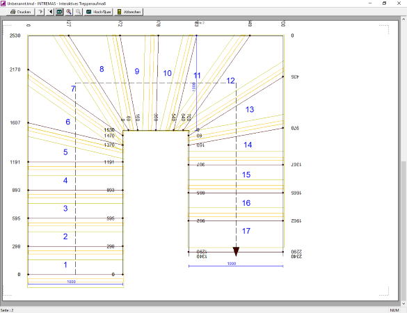 mastab zeichnen programm fabulous grundriss integrieren. Black Bedroom Furniture Sets. Home Design Ideas
